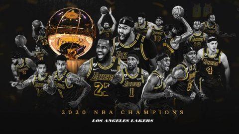 VIDEO: ¡Lakers campeones con dedicatoria a Kobe! Otro título para LeBron James