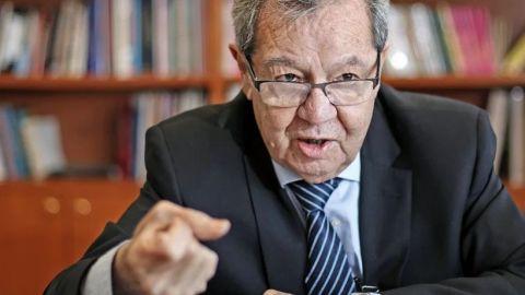 Muñoz Ledo convoca a militantes a ''toma de protesta'' como presidente
