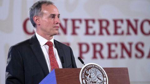Senadores critican a López-Gatell por estrategia contra Covid-19