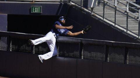 Rays, gracias a Manuel Margot, toman ventaja de dos juegos ante Astros