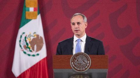 ''Lo maltrataron'', dice AMLO sobre comparecencia de López-Gatell