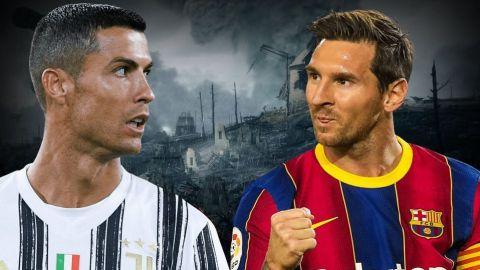 Cristiano Ronaldo se perdería el duelo ante Messi por el Covid-19