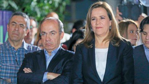 Tribunal Electoral perfila negar registro a partido de Calderón y Zavala