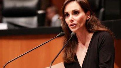 Me enfrenté a Peña Nieto por la niña Paulette: Lilly Téllez