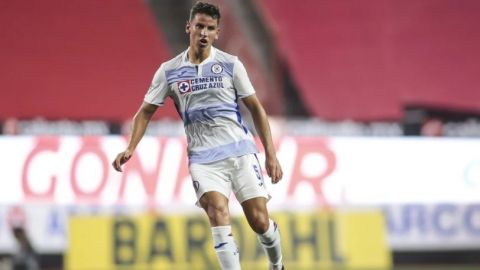 """Igor Lichnovsky se despide, """"Cruz Azul no me valoró"""""""