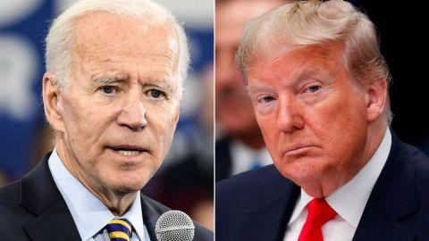 Trump se acerca a un empate técnico con Biden en Florida