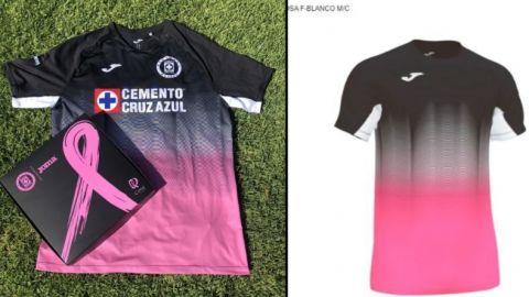 """Critican a Joma por """"reciclar"""" el uniforme del Cruz Azul"""