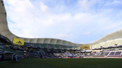Debe haber perfección en los Estadios con aficionados