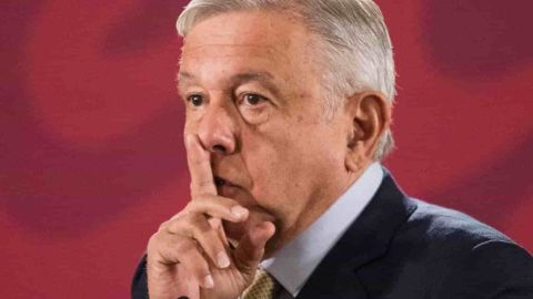 Gobierno, al margen de negativa de registro a México Libre: AMLO