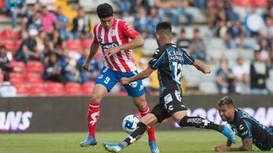 San Luis ante Gallos abren la fecha 14 de Liga MX