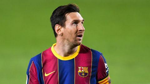 Messi hace llamado para luchar contra la desigualdad