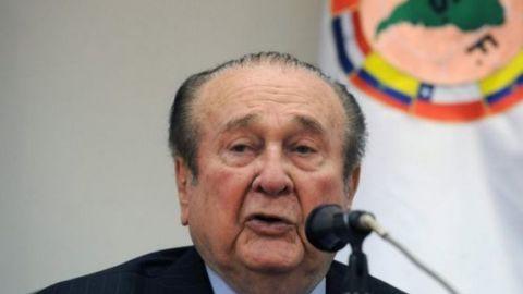CONMEBOL recupera dinero de Nicolás Leoz y Eduardo Deluca tras FIFAGATE