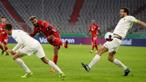 Bayern luce nuevos fichajes y gana en la copa
