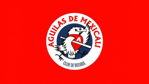 Listo el roster de la temporada para Águilas de Mexicali