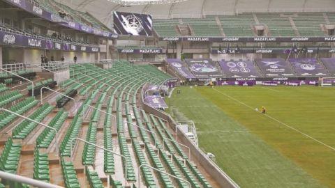 El Mazatlán FC genera poco interés entre la población de Sinaloa