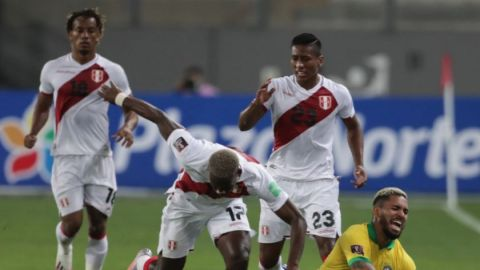 Conmebol aclara polémicas arbitrales del Brasil vs Perú