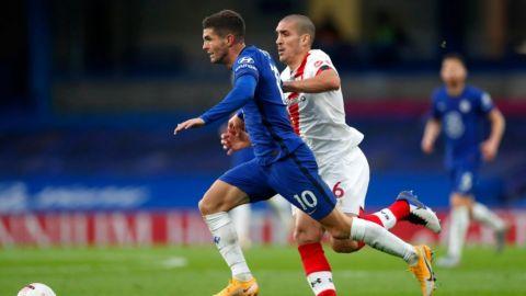 Chelsea empata en casa con el Southampton