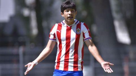 Gran actuación de Gael García Bernal le da la victoria a Chivas SUB 17