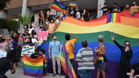 VIDEO: Vote en contra del matrimonio igualitario. ''No estamos preparados''
