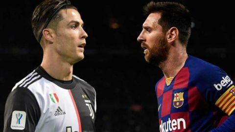 Messi vs CR7: Mantienen el duelo por ser el máximo goleador de la Champions