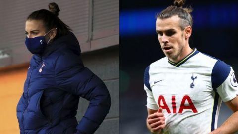 Alex Morgan y Gareth Bale, las bombas del Tottenham