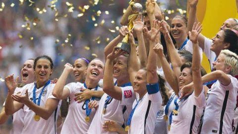 Bélgica, Alemania y Países Bajos buscan organizar Mundial femenino de 2027