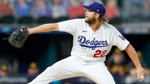 Kershaw abrirá por los Dodgers en el Juego 1