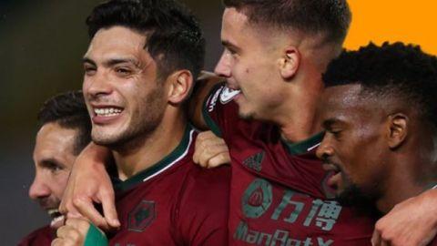 Raúl Jiménez manda emotivo mensaje tras su gol del triunfo con los Wolves