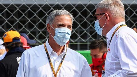 """La F1 realizó """"una búsqueda muy amplia"""" para reemplazar a Carey"""
