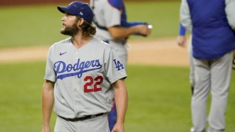 Kershaw recibe otra oportunidad con Dodgers, cerca de casa
