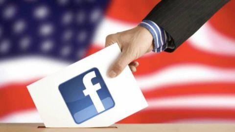 Facebook eliminó anuncios que podrían afectar las elecciones de EU