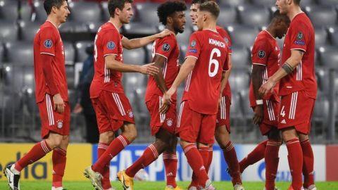 El Bayern ya piensa en el Eintracht en otra jornada de la Bundesliga