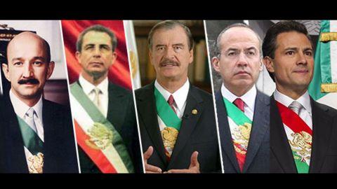 Diputados avalan consulta de AMLO para enjuiciar a expresidentes