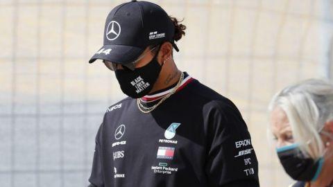Hamilton va por histórica victoria 92 en debut de Portimao
