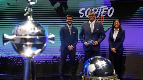 Flamengo, campeón de la Libertadores 2019, se medirá con el Racing Club