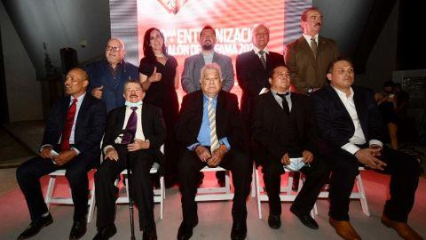 Águilas de Mexicali felicita a nuevos miembros del Salón de la Fama