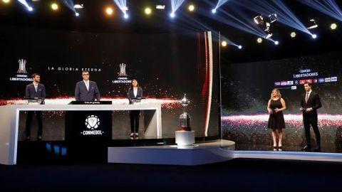 Un choque Argentina-Brasil y dos nacionales deja el sorteo de la Sudamericana