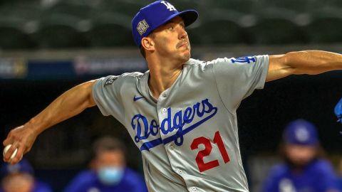 ¡Dodgers se pone arriba! dominaron a los Rays y toman ventaja