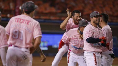 Respiran en Mexicali por primer triunfo de Águilas