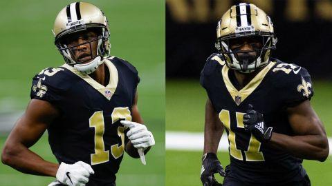 Saints con bajas sensibles ante Panthers