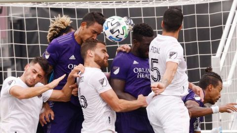 Miami vence a Orlando con gol del ex Xolos Leandro González