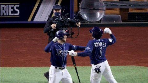 VIDEO: ¡Dodgers le entregan el juego a los Rays! Tampa Bay empata Serie Mundial