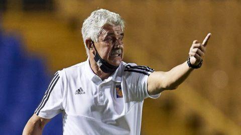 Ricardo Ferretti tiene identificado el problema en los Tigres
