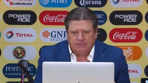 Miguel Herrera sobre triunfo ante Atlas: Sufrido y desesperante