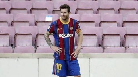 """Messi sigue sin marcar en la etapa """"postCristiano"""""""