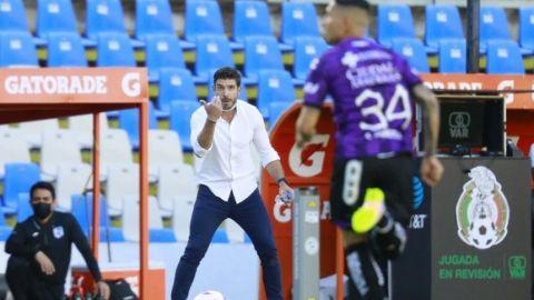 Alex Diego: El torneo con Querétaro se nos ha ido