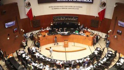PAN en el Senado demanda pruebas de Covid-19 antes de cada sesión