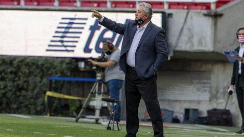 Vucetich se resigna; Chivas no quedará en primeros lugares