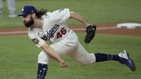Tony Gonsolin buscará dar triunfo de campeonato a Dodgers
