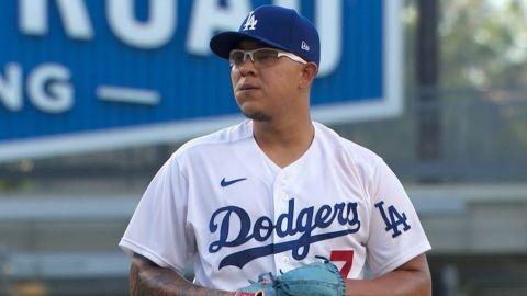 Cuánto gana el pitcher mexicano de Dodgers